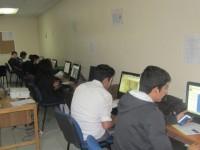 Curso Geonodo en Liceo Cordillera de Chincolco