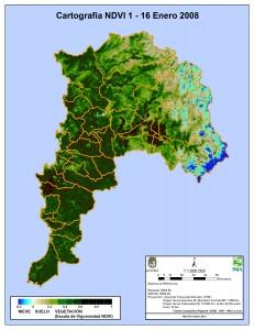 INTERANUAL 1-16 Ene 2008