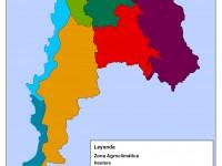 Zonas Agroclimáticas Homogéneas
