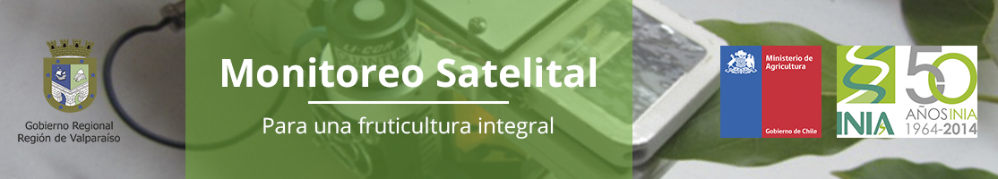 Monitoreo Satelital