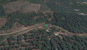 imagen satelital huerto uruapan