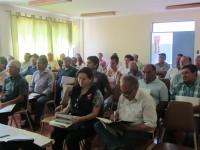 Agricultores del Programa SAT La Ligua son capacitados en monitoreo de la condición fisiológica de huertos de palto